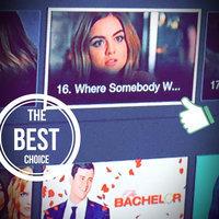 Hulu uploaded by Alissa C.