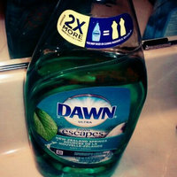 Dawn Escapes Dishwashing Liquid New Zealand Springs uploaded by Haley B.