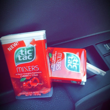 Photo of Tic Tac Mixers Cherry To Cola Mints uploaded by Leslie S.