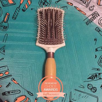 Photo of ECOTOOLS SMOOTHING DETANGLER HAIR BRUSH uploaded by joy a.