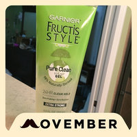 Garnier Fructis Style Pure Clean Styling Gel uploaded by Lynn U.
