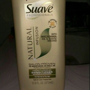 Suave Natural Infusion Macadamia Moisturizing Conditioner uploaded by Qurita W.
