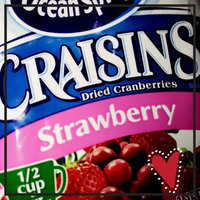 Ocean Craisins Dried Cranberries Strawberry Flavored uploaded by Lesley M.