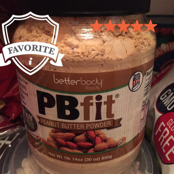 Better Body Foods PB Fit Peanut Butter Powder 8 oz uploaded by Shelby C.