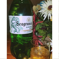 Seagram's Ginger Ale Caffeine Free uploaded by Juan T.