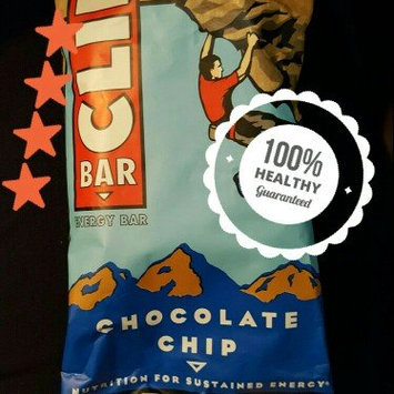 Photo of Clif Bar Chocolate Chip Energy Bar uploaded by Janelle H.