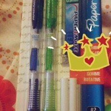 Photo of Paper Mate Mechanical Pencil #2 - 2 CT uploaded by Yahaira S.