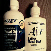 Equate EQ Saline Nasal Spray uploaded by Melissa B.