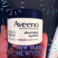 Aveeno® Active Naturals Positively Ageless Reconditioning Night Cream uploaded by Jessica C.