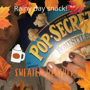 Photo of Pop-Secret Premium Popcorn Homestyle - 3 CT uploaded by Julia H.