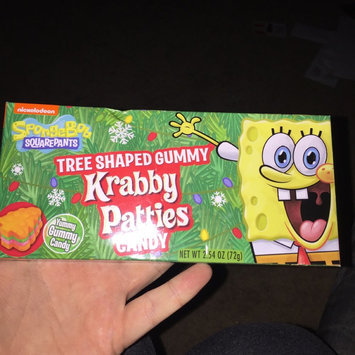 Nickelodeaon Sponge Bob Squarepants Gummy Krabby Patties Candy uploaded by Cortney P.