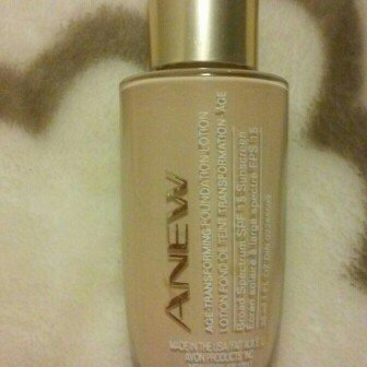 Photo of Anew Age-transforming Foundation SPF 15 uploaded by Angel K.
