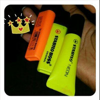 Other Stabilo Boss Highlighter Pen Wallet Of 4 70/4 (Yellow/Green/Orange/Pink) uploaded by Reyna F.