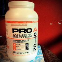 Reaction Nutrition Pro Action(tm) Whey Protein - Vanilla Bean uploaded by Jessica H.
