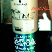 Schwarzkopf styliste ULTÎME Elastin Curls & Moisture uploaded by Shannon E.