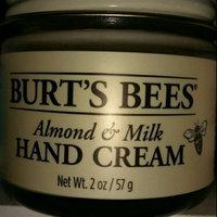 Burt's Bees Almond & Milk Hand Cream uploaded by Melissa A.