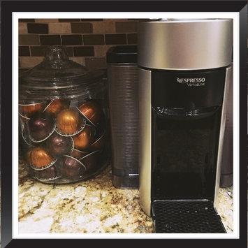 Photo of Nespresso VertuoLine Coffee and Espresso Machine - Chrome uploaded by Tara C.