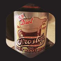 Frostop Diet Root Beer Soda uploaded by Nakia B.