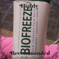 Biofreeze Pain Relieving Gel, Green, 3 oz uploaded by Stephanie d.