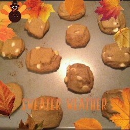 Nestlé Toll House Pumpkin Spice Cookie Dough - 24 CT uploaded by Kyra S.