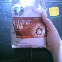 Starbucks® Breakfast Blend Medium Roast Ground Coffee uploaded by Irie C.