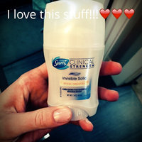Secret Clinical Strength Smooth Solid Women's Antiperspirant & Deodorant Stress Response uploaded by Courtney P.