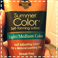 Banana Boat Sunless Summer Color Tinted Lotion uploaded by Baylee A.