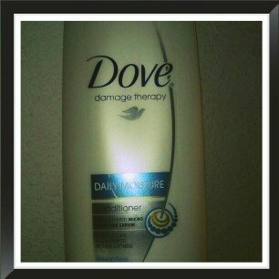 Dove Daily Moisture Therapy Shampoo uploaded by Mary Jane P.