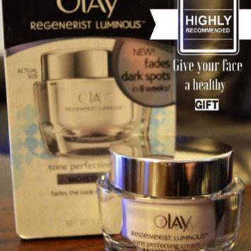 Olay Regenerist Luminous Tone Perfecting Cream uploaded by Michelle N.