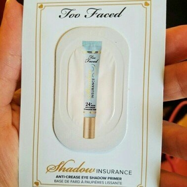 Too Faced Shadow Insurance uploaded by Maritza b.