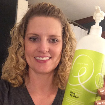 Photo of DevaCurl No-Poo Original, Zero Lather Conditioning Cleanser uploaded by Kristin S.