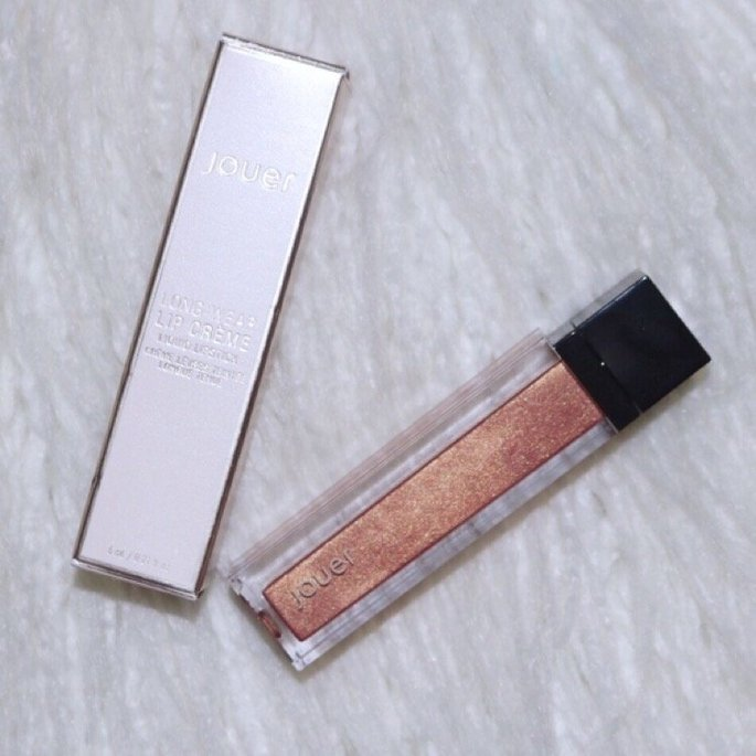 Jouer Long-Wear Lip Crème Liquid Lipstick uploaded by Ellie K.