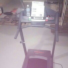 Photo of Weslo Cadence G 5.9 Treadmill uploaded by Bre D.
