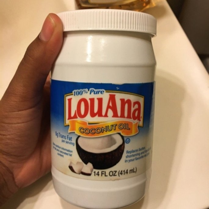 LouAna Pure Coconut Oil uploaded by Chimere S.