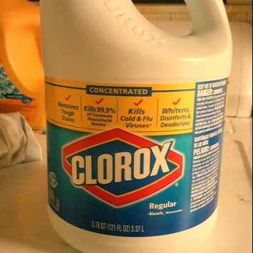 Photo of Clorox Concentrated Regular Bleach uploaded by Theresa M.