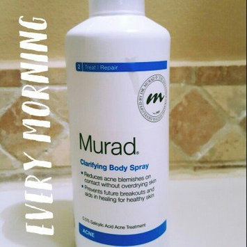 Photo of Murad Clarifying Body Spray uploaded by Christina D.