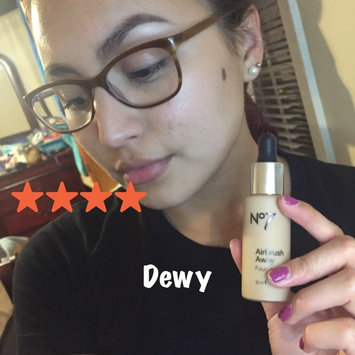 Photo of No7 Airbrush Away Foundation uploaded by Nancy G.
