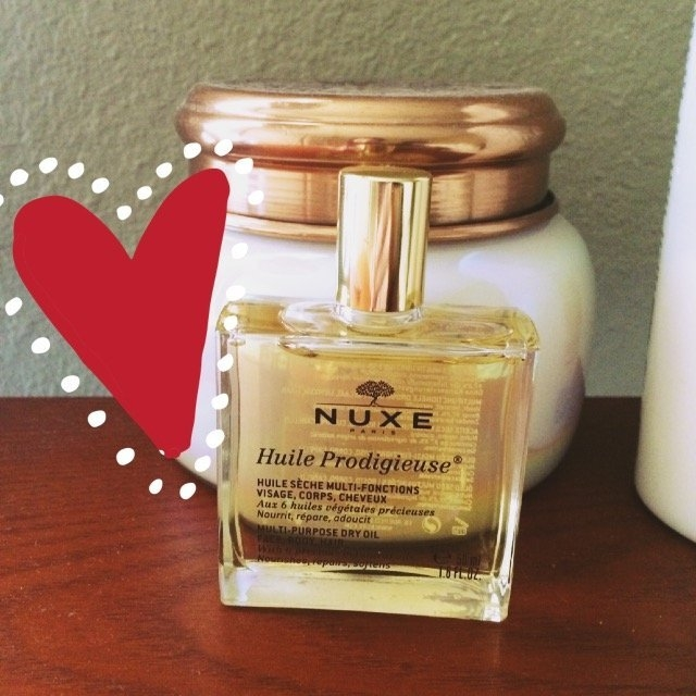 NUXE Huile Prodigieuse® Multi-Purpose Dry Oil uploaded by Sarah M.