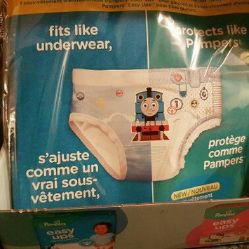 Photo of Pampers® Easy Ups™ uploaded by Nadia B.