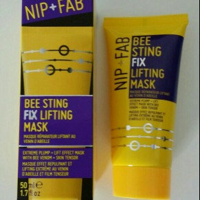 Photo of Nip + Fab NIP+FAB Bee Sting Fix Lifting Mask 50ml/1.7oz uploaded by Stephanie B.