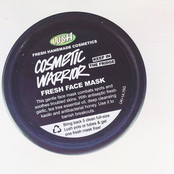 LUSH Cosmetic Warrior uploaded by Sivi P.