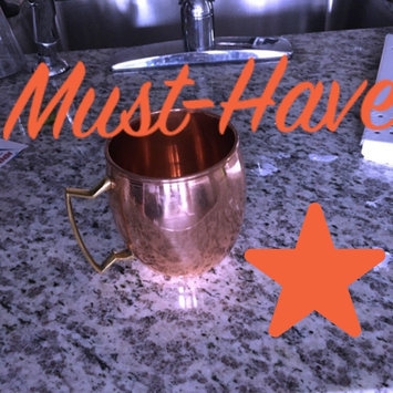 Moscow Mule Copper Mug uploaded by Jessie T.