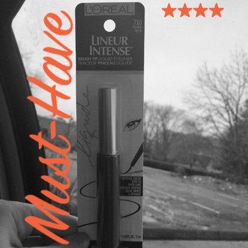 L'Oréal Lineur Intense Felt Tip Liquid Eyeliner uploaded by Rebekka R.