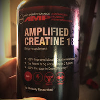 GNC Pro Performance AMP Amplified Creatine 189 uploaded by Miranda M.