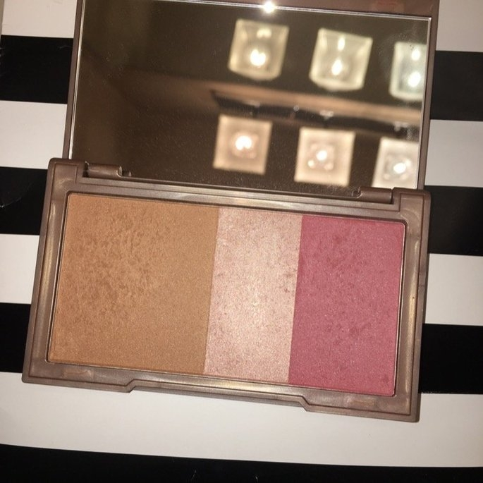 Urban Decay Naked Flushed uploaded by Meghan W.