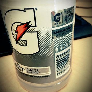 Photo of Gatorade® G® Series Perform Frost® Glacier Cherry™ Sports Drink 20 fl. oz. Bottle uploaded by Briana A.