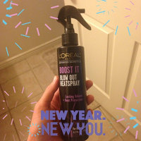 L'Oréal Paris Advanced Hairstyle Boost It Blow Out Heat Spray, 5.7 uploaded by Maddie B.