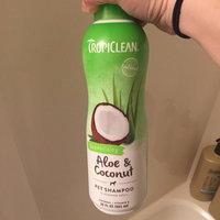 Tropiclean Aloe Moist Dog Shampoo 20 Ounce uploaded by Ashleigh F.