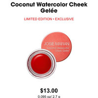 Josie Maran Coconut Watercolor Cheek Gelée uploaded by Sara D.