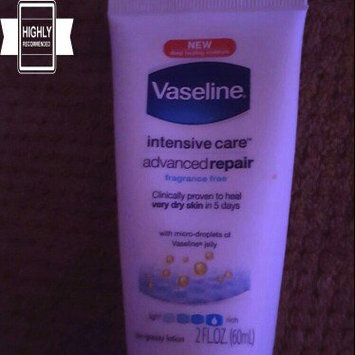 Vaseline® Intensive Care™ Advanced Repair Lotion 2 fl. oz. Tube uploaded by Mary B.